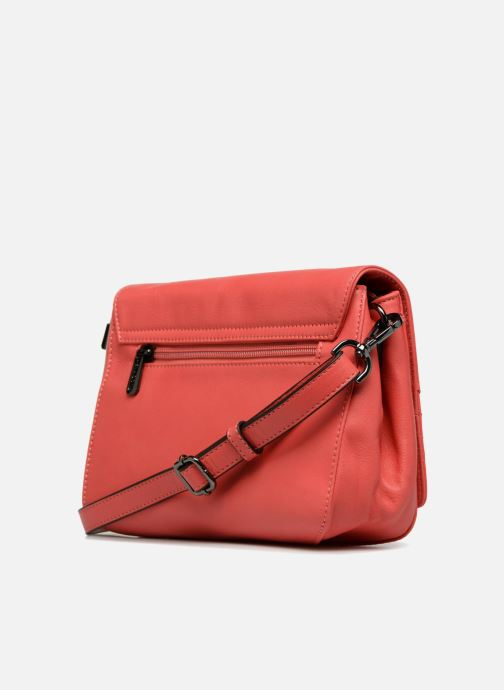 Handbags Hexagona 415026 Pink view from the right