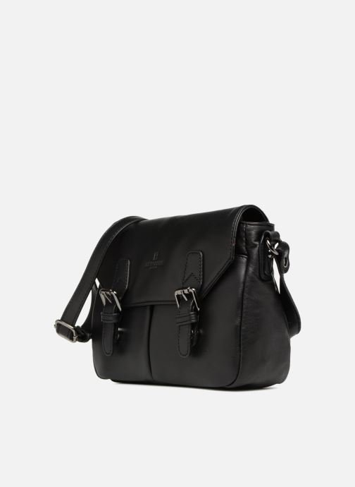 Handbags Hexagona 415043 Black model view