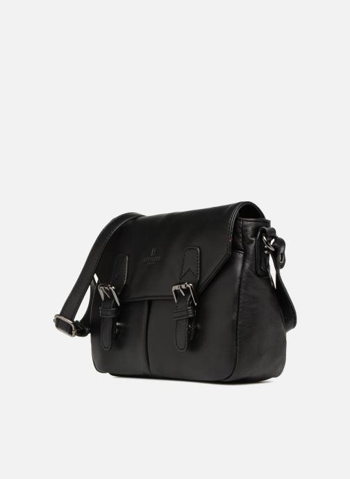 Handbags Hexagona 415043 Black model view
