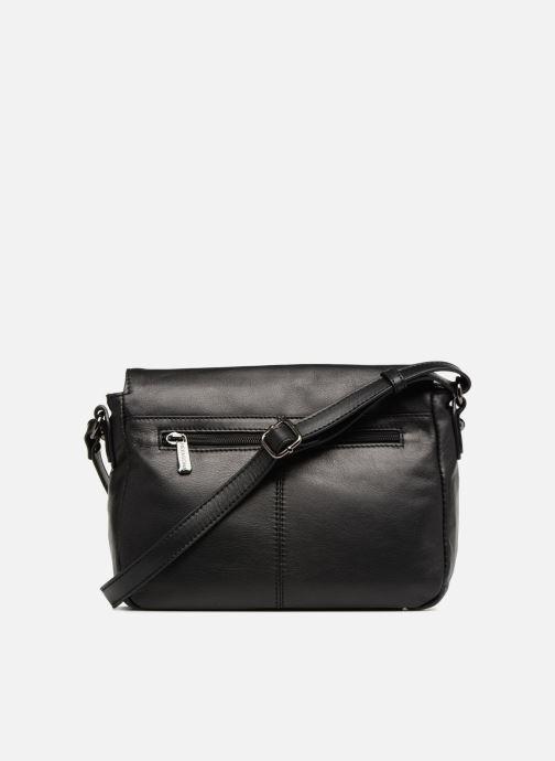 Handbags Hexagona 415043 Black front view