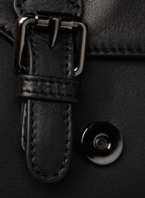 Handbags Hexagona 415043 Black view from the left