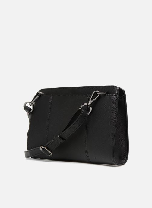 Handbags Hexagona 645146 Black view from the right