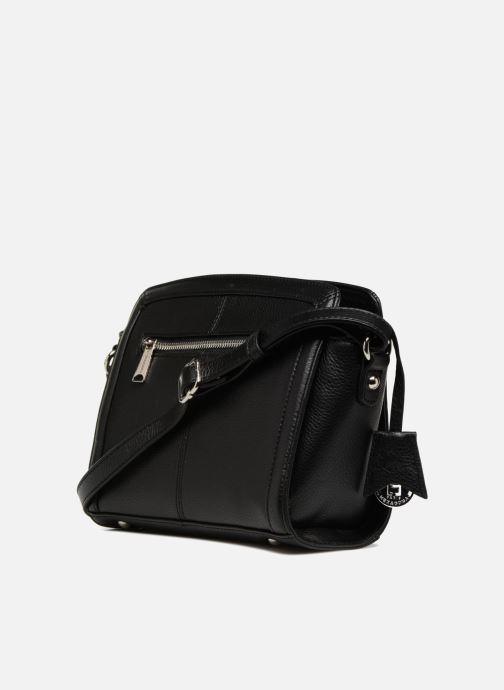 Handtaschen Hexagona 915504 schwarz ansicht von rechts