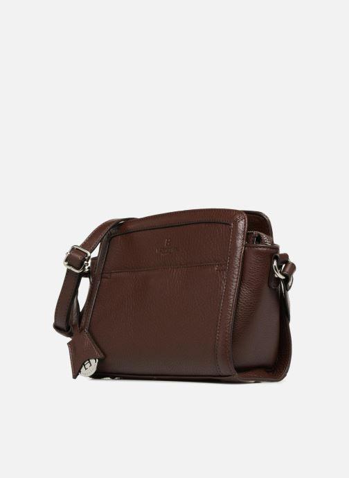 Handtaschen Hexagona 915504 braun schuhe getragen