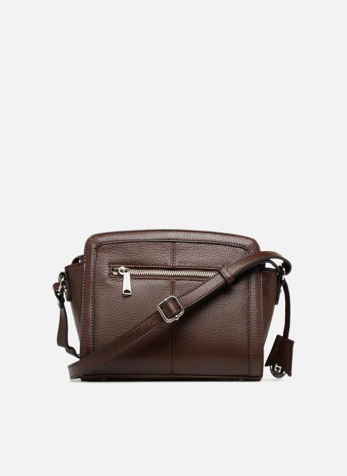 Handtaschen Hexagona 915504 braun ansicht von vorne