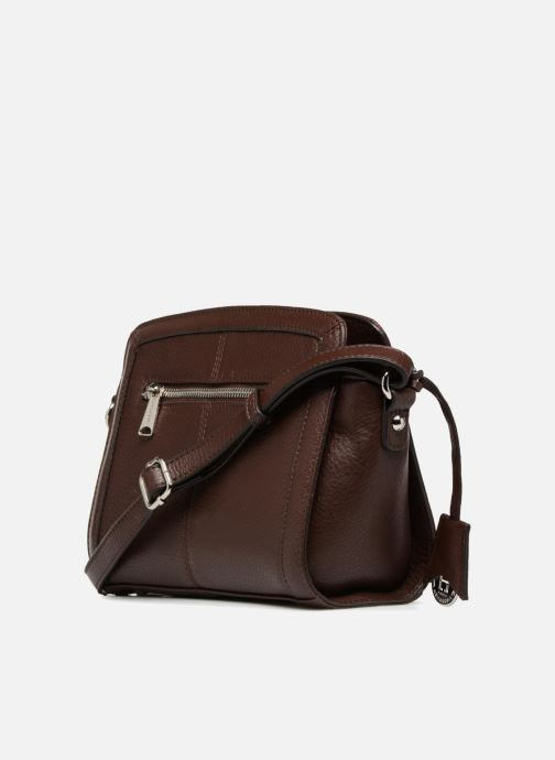 Handbags Hexagona 915504 Brown view from the right