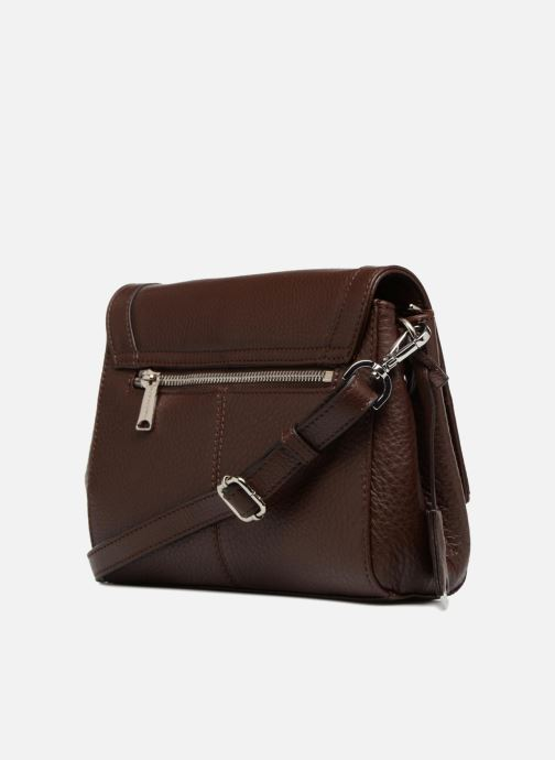 Handbags Hexagona 915507 Brown view from the right