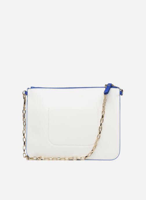 Bolsos de mano Tommy Hilfiger Pochette Surf the web Azul vista de frente