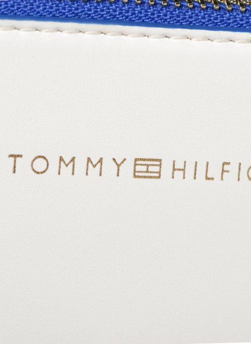 Sacs à main Tommy Hilfiger Pochette Surf the web Bleu vue gauche