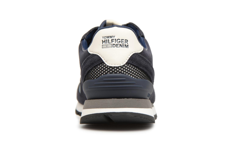 Baskets Tommy Hilfiger Sneakers FM0FM00815 Bleu vue droite