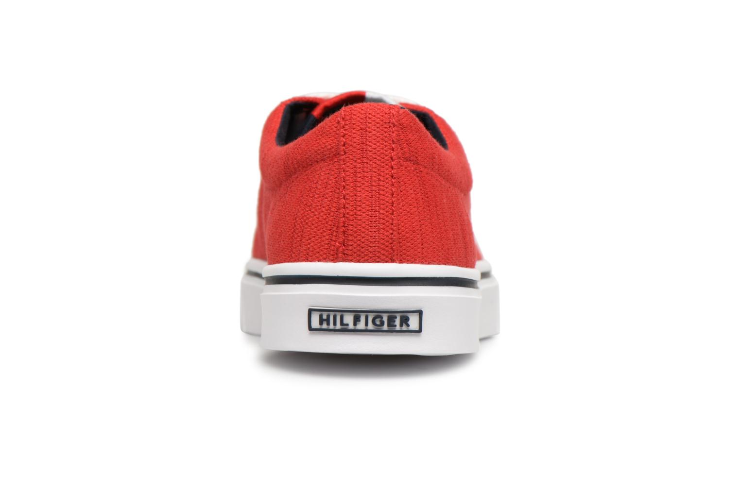 Baskets Tommy Hilfiger Sneakers Tango Red Rouge vue droite