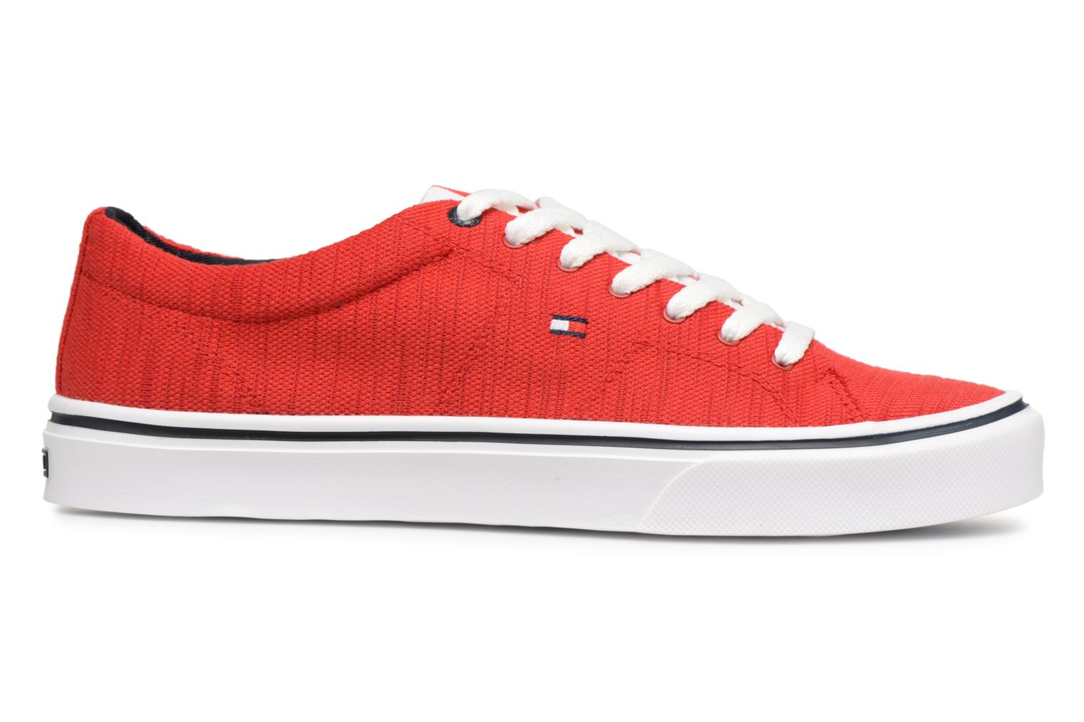 Baskets Tommy Hilfiger Sneakers Tango Red Rouge vue derrière