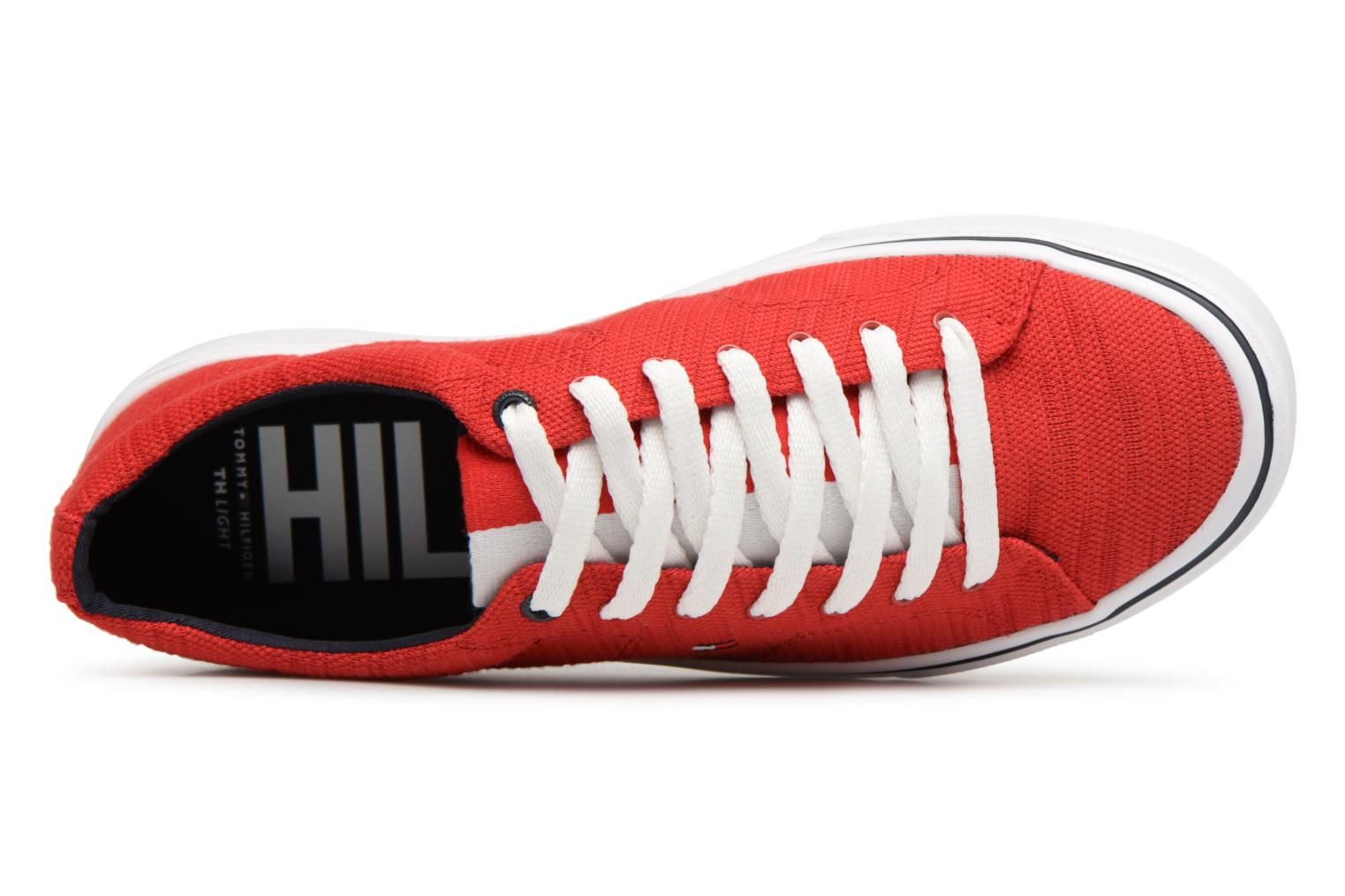 Baskets Tommy Hilfiger Sneakers Tango Red Rouge vue gauche