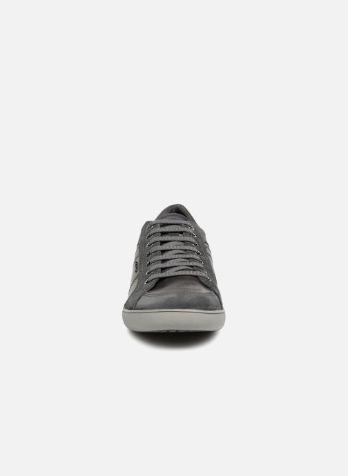 Sneaker Geox U KRISTOF A U620EA new grau schuhe getragen