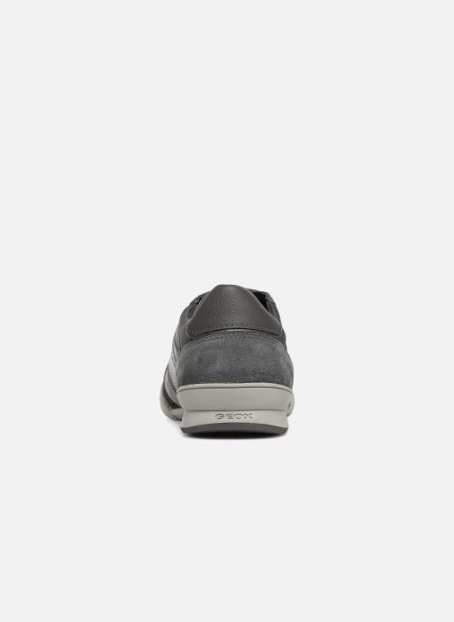 Trainers Geox U KRISTOF A U620EA new Grey view from the right