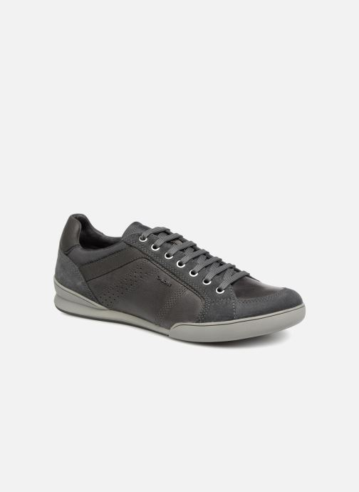 Trainers Geox U KRISTOF A U620EA new Grey detailed view/ Pair view