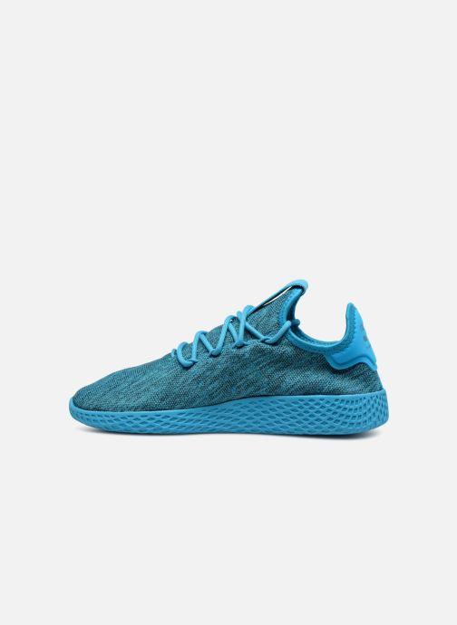 Sneaker Adidas Originals PW Tennis HU J blau ansicht von vorne