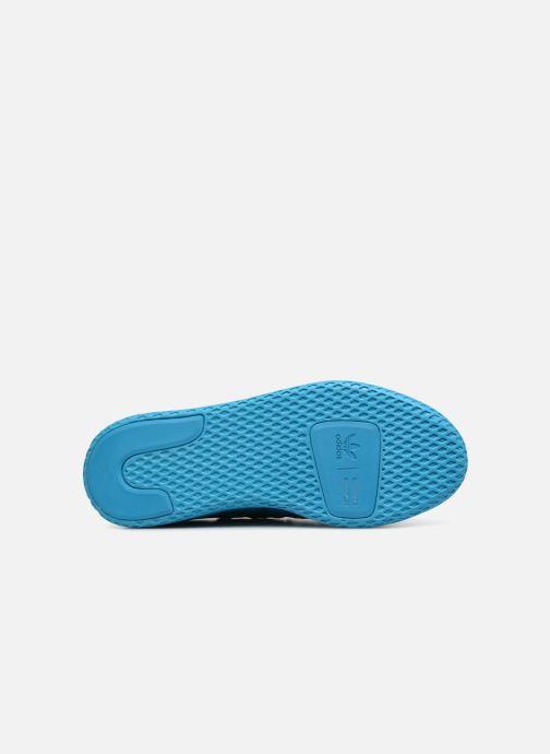 Sneaker adidas originals PW Tennis HU J blau ansicht von oben