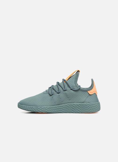 Sneaker Adidas Originals PW Tennis HU J rosa ansicht von vorne
