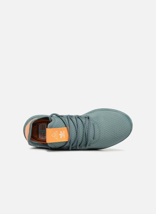 Sneaker adidas originals PW Tennis HU J rosa ansicht von links