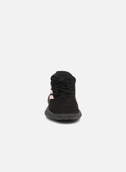 Sneakers adidas originals Sobakov Modern J Sort se skoene på