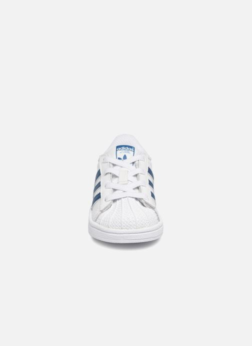 Sneakers adidas originals Superstar EL I Wit model