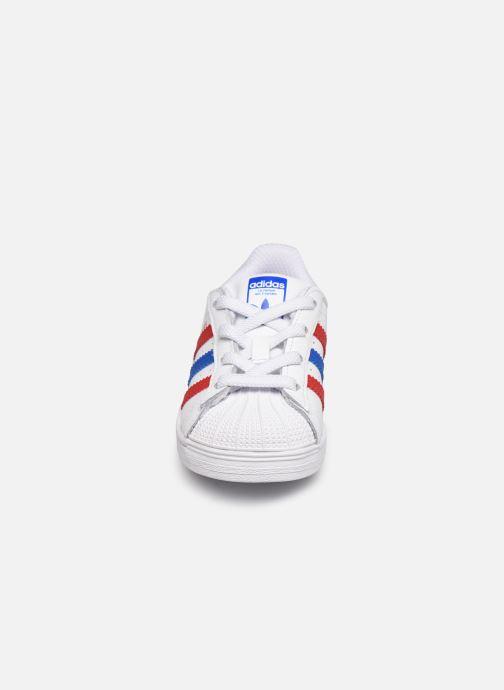 adidas originals Superstar EL I (Blanc) Baskets chez