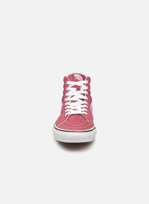 Sneakers Vans SK8 Hi Roze model