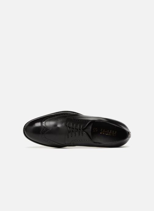 Hampstead Chaussures A Chez U84e3a 344582 Lacets noir U Geox À aqZHBxX5