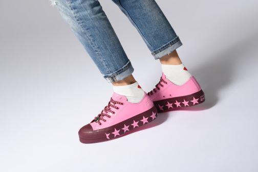 Converse Chuck Taylor All Star Lift Ox Miley Cyrusle Scarpe Casual Moderne Da Donna Hanno Uno Sconto Limitato Nel Tempo