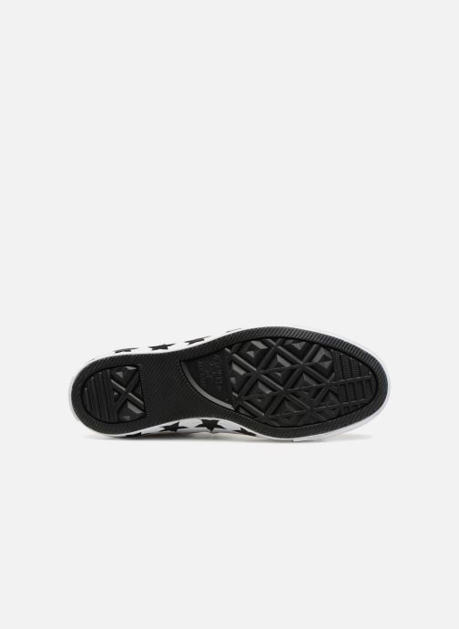 Sneakers Converse Chuck Taylor All Star Hi Miley Cyrus Bianco immagine dall'alto