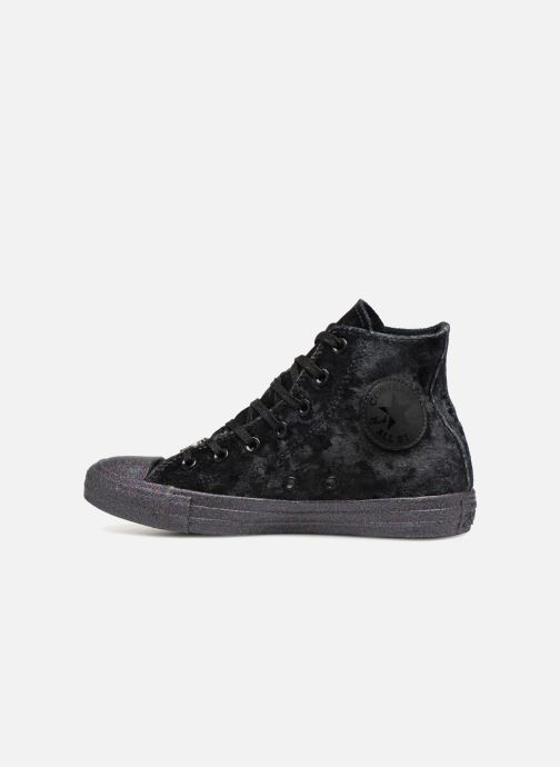 Sneakers Converse Chuck Taylor All Star Hi Miley Cyrus Nero immagine frontale