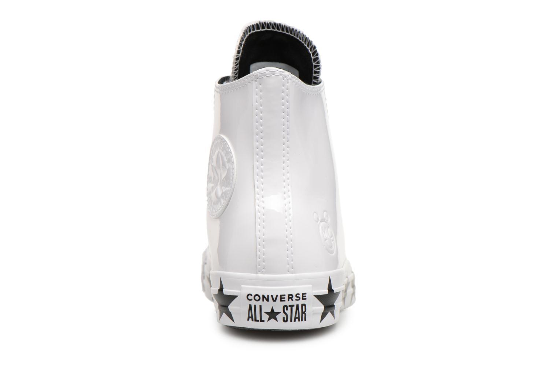 Sneakers Converse Chuck Taylor All Star Hi Miley Cyrus Bianco immagine destra