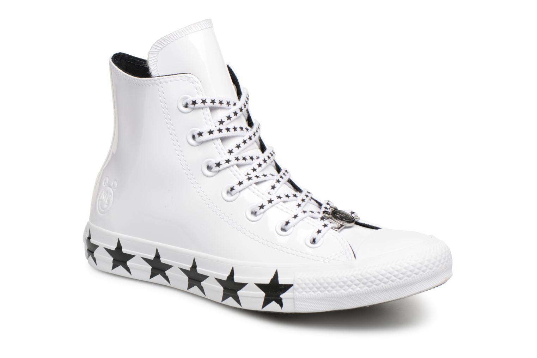 Sneakers Converse Chuck Taylor All Star Hi Miley Cyrus Bianco vedi dettaglio/paio