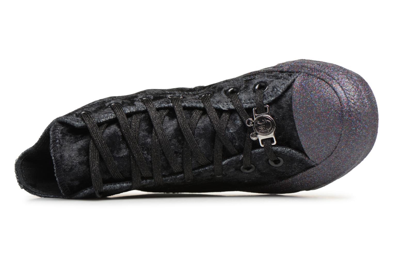 Sneakers Converse Chuck Taylor All Star Hi Miley Cyrus Nero immagine sinistra