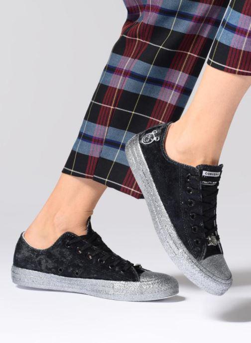 Sneakers Converse Chuck Taylor All Star Ox Miley Cyrus Zwart onder
