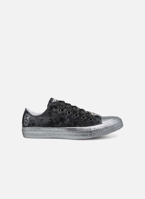 Sneakers Converse Chuck Taylor All Star Ox Miley Cyrus Zwart achterkant