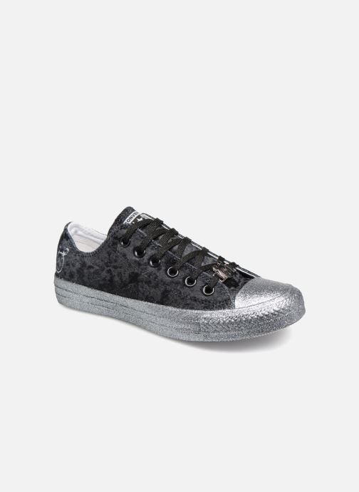 Sneakers Converse Chuck Taylor All Star Ox Miley Cyrus Zwart detail