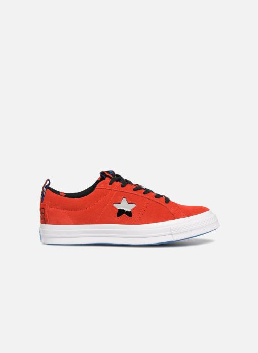 Red Ox Converse black white Baskets Kitty Star Hello One Fiery OuXZiPk