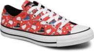 Sneaker Damen Chuck Taylor All Star Ox Fiery Hello Kitty