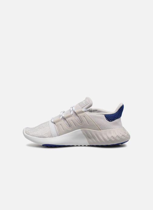 Sneakers adidas originals Tubular Dusk J Grijs voorkant