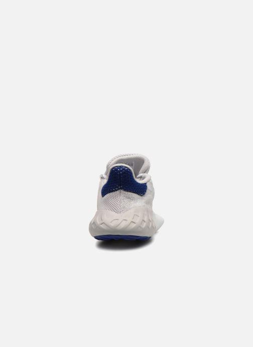 Sneakers adidas originals Tubular Dusk J Grijs rechts