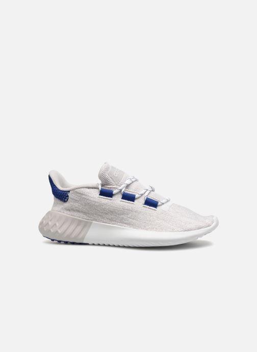 Sneakers adidas originals Tubular Dusk J Grijs achterkant