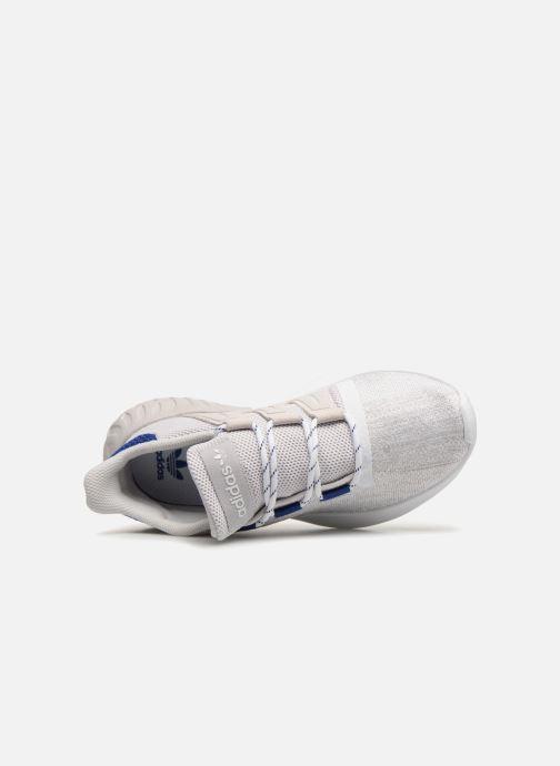 Deportivas adidas originals Tubular Dusk J Gris vista lateral izquierda
