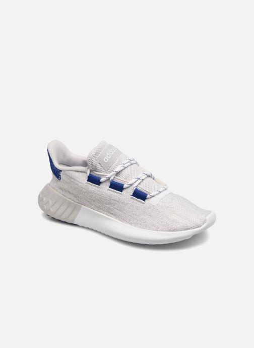 Sneakers adidas originals Tubular Dusk J Grijs detail