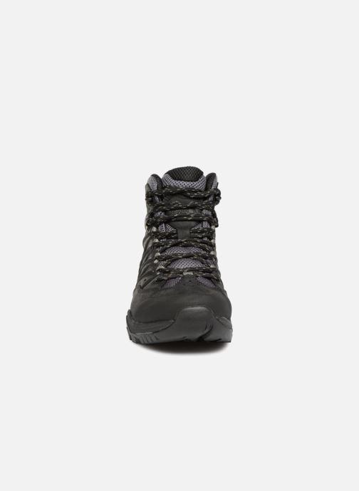 Chaussures de sport The North Face Hedgehog Hike II MD GTX Noir vue portées chaussures