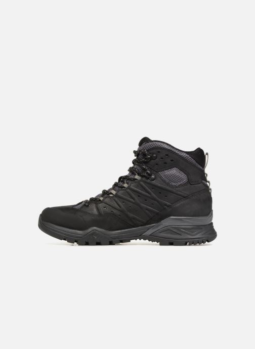 Chaussures de sport The North Face Hedgehog Hike II MD GTX Noir vue face