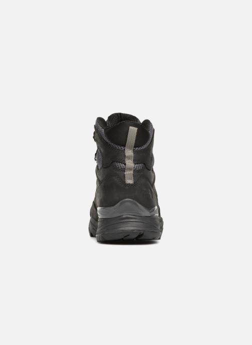 Chaussures de sport The North Face Hedgehog Hike II MD GTX Noir vue droite