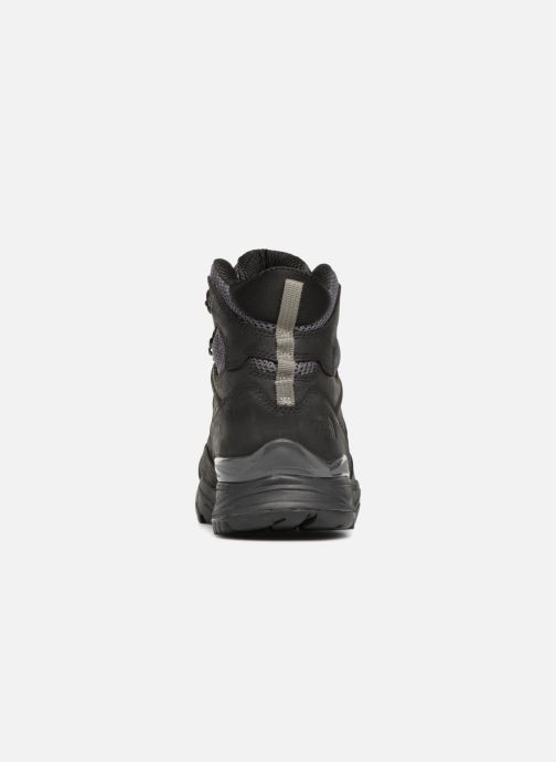 Zapatillas de deporte The North Face Hedgehog Hike II MD GTX Negro vista lateral derecha