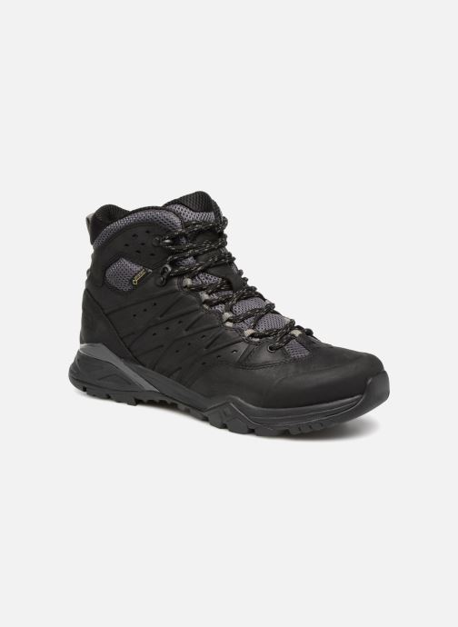 Chaussures de sport The North Face Hedgehog Hike II MD GTX Noir vue détail/paire